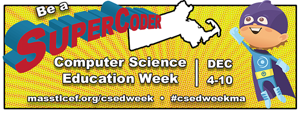 CAITE HELPS MASSACHUSETTS SCHOOLS PREPARE FOR COMPUTER SCIENCE EDUCATION WEEK DEC. 4-10